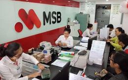 MSB đặt mục tiêu tăng 30% lợi nhuận trong năm nay, trả cổ tức 30% bằng cổ phiếu