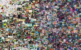 Ai đã chi hơn 69 triệu USD cho 1 bức tranh ảo?