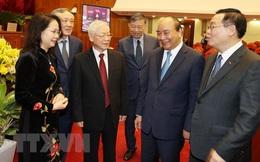 Nhiều Uỷ viên Bộ Chính trị, Ban Bí thư được giới thiệu tham gia ứng cử đại biểu Quốc hội