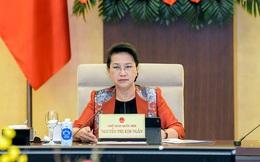 Ủy ban Thường vụ Quốc hội cho ý kiến về công tác nhân sự