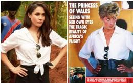 """Nói """"ngây thơ"""" không biết gì khi bước vào hoàng gia, Meghan Markle muối mặt vì bị tung loạt bằng chứng cho thấy cô đã nói dối"""