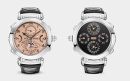 'Mổ xẻ' chiếc đồng hồ đắt nhất thế giới: Phiên bản độc nhất vô nhị, sở hữu 'sương sương' 6 bằng sáng chế, giá 714 tỉ