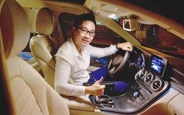 Làm 5 công việc một lúc, doanh nhân 9X tậu Mercedes: Mua xe không tốn, nuôi xe mới tốn