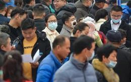 Thanh niên Trung Quốc chật vật tìm việc làm khi cứ 100 người thì có 13 người thất nghiệp