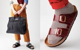 """""""Xé toạc"""" 4 chiếc túi Hermès Birkin để tạo ra đôi sandal đắt nhất thế giới: Ý tưởng gây tranh cãi dữ dội, nhiều NTK sợ hãi nhưng ngay lập tức có khách đặt mua?"""