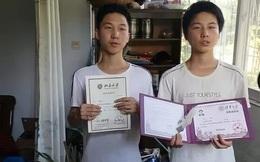 Hai anh em đỗ đại học TOP 1 châu Á, báo chí kéo đến nhà phỏng vấn rầm rộ, bà mẹ nói đúng 1 câu mà ai cũng gật gù tâm đắc