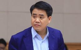 Khởi tố cựu Chủ tịch Hà Nội Nguyễn Đức Chung trong vụ mua RedOxy-3C
