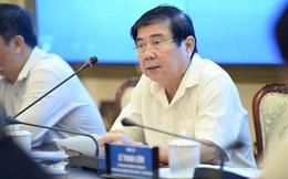 """Chủ tịch Tp.HCM: """"Đề án 5 huyện lên quận, nếu làm không khéo người ta sẽ lợi dụng để đẩy giá đất"""""""