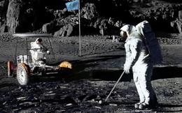 Ai là người đầu tiên chơi golf trên mặt trăng, tạo nên cú đánh lịch sử trên thế giới?