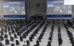 Đại hội cổ đông 'kỳ lạ' của Samsung: Số người tham dự giảm 1 nửa, Phó chủ tịch vắng mặt vì đang ngồi tù, người biểu tình phản đối rầm rộ ngay phía ngoài