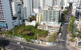 """Đất """"vàng"""" đường biển Nha Trang bỏ hoang"""