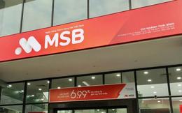 MSB thu về 3.500 tỷ đồng phí trả trước từ thương vụ bancassurance với Prudential?