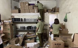 Thuê phòng trọ sinh viên để bán online hàng chục nghìn sản phẩm mỹ phẩm không rõ nguồn gốc