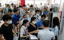 Số lao động xin trợ cấp thất nghiệp đã giảm: Nhiều người vẫn khốn khó
