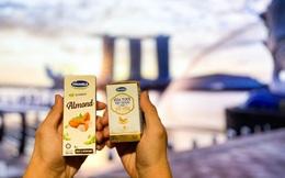 Xuất khẩu sữa tươi tổ yến đi Singapore, Vinamilk gia tăng sức cạnh tranh trong phân khúc cao cấp