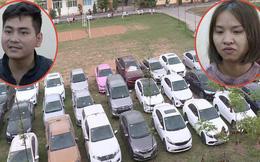 Cặp vợ chồng thuê hơn 70 ôtô đem bán lấy 40 tỉ đồng