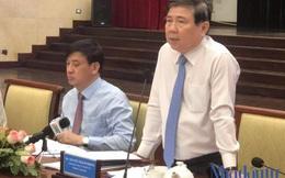 Chủ tịch Nguyễn Thành Phong: Dịch chuyển dòng vốn đầu tư nước ngoài vào TP.HCM đang suy giảm