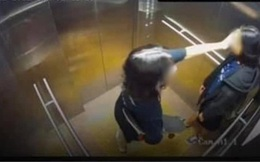 Hình ảnh cuối cùng của 2 cô gái trẻ trước khi rơi lầu chung cư ở TP HCM