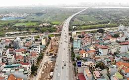 CLIP: Hàng trăm công nhân hối hả xây cầu Vĩnh Tuy 2 mức đầu tư 2.538 tỉ đồng