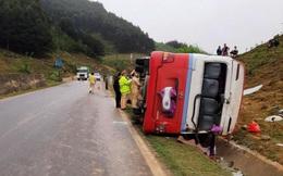 Xe khách chở Hội phụ nữ gặp nạn, 2 người thương vong