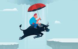 Cổ phiếu ngân hàng đua nhau giảm, VnIndex không lấy lại được mốc 1.200 điểm