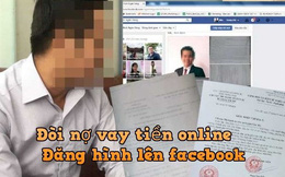 """Một Giám đốc bị """"khủng bố"""", bêu riếu lên facebook dù không vay nợ"""