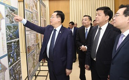 Hà Nội sẽ giảm số dân 4 quận nội đô xuống còn 672.000 người vào năm 2030