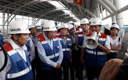 Chủ tịch TP.HCM xin Phó Thủ tướng khẩn cấp gỡ vướng vốn Metro số 1
