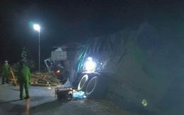 Danh tính 7 người tử vong trong vụ xe tải tông vào ta-luy