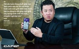 Tham vọng của ông chủ DKRA Việt Nam trong cuộc chơi ứng dụng công nghệ vào môi giới BĐS