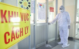 Thêm 1 ca mắc COVID-19 là người trở về từ Pháp, Việt Nam có tổng 2.576 ca bệnh