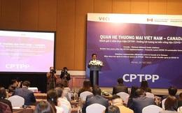 Kim ngạch thương mại song phương Việt Nam-Canada đạt kỷ lục