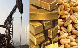Thị trường ngày 24/3: Giá vàng giảm, dầu mất 6%, đường thấp nhất 3 tháng