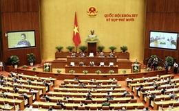 Sáng nay khai mạc kỳ họp 11 - kỳ họp cuối cùng Quốc hội khoá XIV