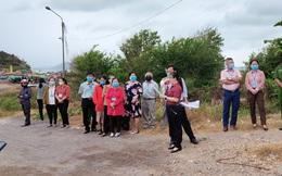 Cưỡng chế thu hồi dự án Nha Trang Sao lấn biển