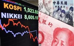 Tiền tệ và chứng khoán Châu Á đồng loạt lao dốc trong ngày 24/3, vì sao?