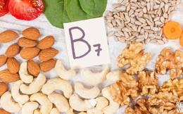 """Biotin là vitamin """"thần kỳ"""" cho mái tóc dài suôn mượt đừng dùng quá 5mg/ngày nếu không muốn """"tác dụng phụ ghé thăm"""""""
