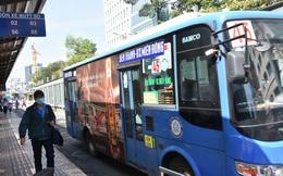 TP HCM không đồng ý đề xuất ngưng quảng cáo trên xe buýt