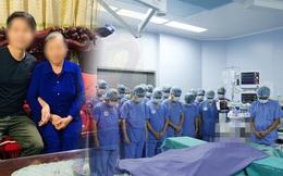 Cái kết đẹp sau hành trình người mẹ 71 tuổi đi tìm trái tim của con trai chết não