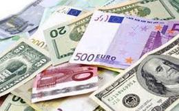 Tỷ giá USD tăng tiếp so với EUR, CNY và VND