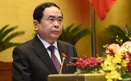 """Báo cáo gửi Quốc hội nhắc đến lo lắng của cử tri về Facebook """"Huấn hoa hồng"""", kênh Youtube Thơ Nguyễn"""