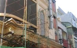 Cưỡng chế tháo dỡ một công trình xây dựng sai phép tại Q.10, Tp.HCM