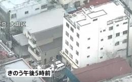 Nổ nhà máy thiết bị hóa chất ở Nhật Bản, 1 người chết, 1 người bị thương