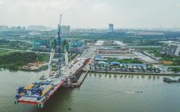 Tp.HCM báo cáo tiến độ nhiều dự án giao thông trọng điểm