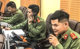 Nhiều cuộc gọi đến số 113, 114 Hà Nội để chọc ghẹo, quấy rối... thậm chí lăng mạ, chửi bới