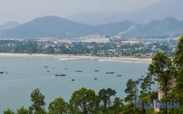 Hiện trạng nơi sẽ được xây dựng Bến cảng Liên Chiểu hơn 3.400 tỷ đồng
