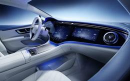 """Mercedes-Benz EQS """"dạy"""" cho Tesla biết xe điện cao cấp là như thế nào"""