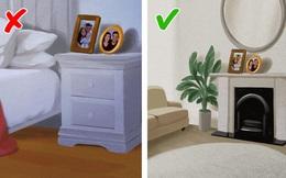 9 vật dụng cấm kỵ đặt trong phòng ngủ, vừa mang lại vận xui vừa khiến tinh thần bất an