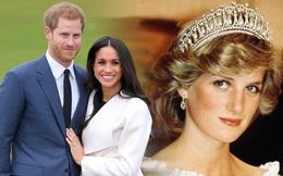 Harry bị chỉ trích khi thuê người từng muốn làm phim về cái chết của Công nương Diana, Meghan dính nghi vấn đứng sau thao túng