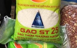 Loạn thị trường gạo ngon nhất thế giới ST25